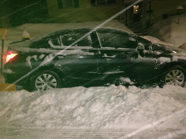Vehicles Damaged by City Plows?
