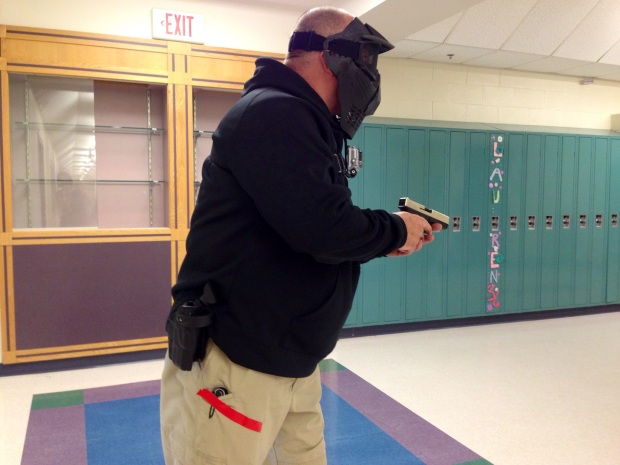 NECN INVESTIGATES EXTRA: Active Shooter Training
