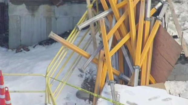 [NECN] 3 Hurt at MIT Construction Site in Cambridge