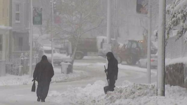 [NECN] 3rd Nor'easter Causes Problems Across New England