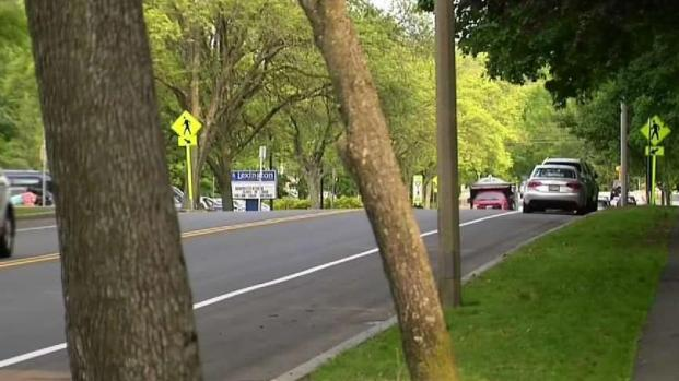 [NECN] Authorities Investigating After Woman Found Dead in Car