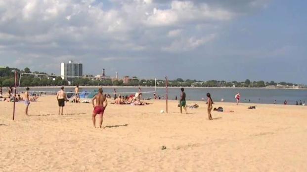 [NECN] Beating the Heat in Boston