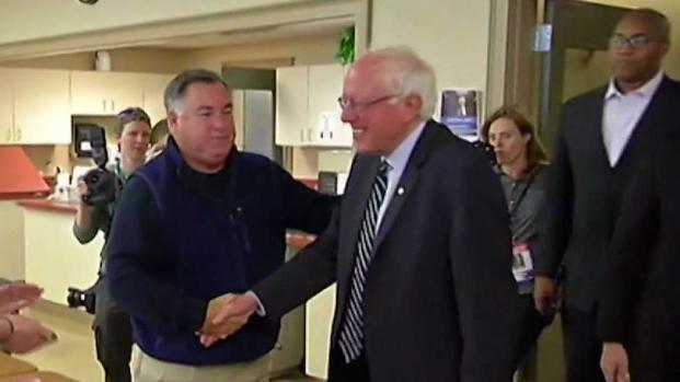 [NECN] Bernie Sanders Announces 2020 Presidential Bid