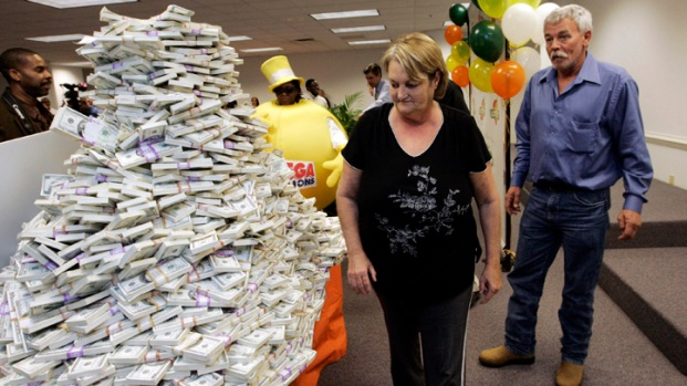 Jackpot! Biggest Lottery Wins in US History