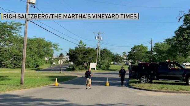 [NECN] Boston EMS Stabbing Suspect Allegedly Connected to Martha's Vineyard Airport Threat