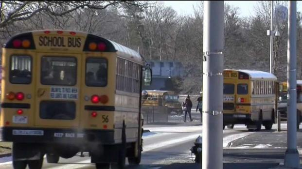 [NECN] Cold Forces Bay State Schools to Delay or Cancel Classes