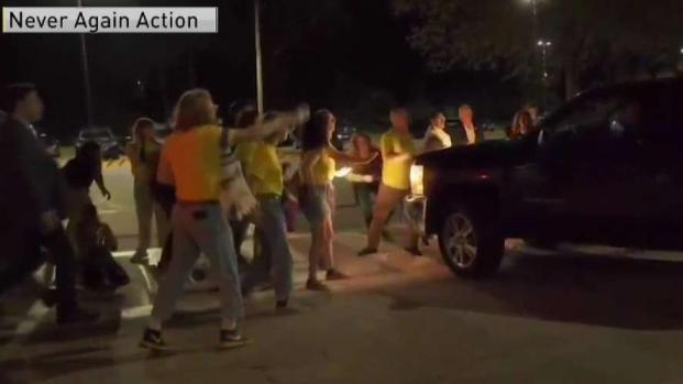 Corrections Officer Accused of Driving Into RI Protesters Placed on Leave
