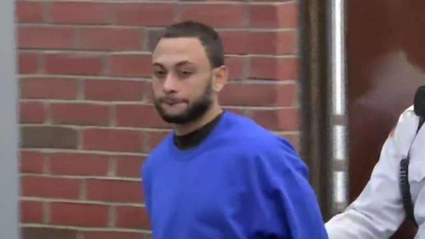 [NECN] 'Dangerous' Man Taken Into Custody After Assaulting Wareham Officer