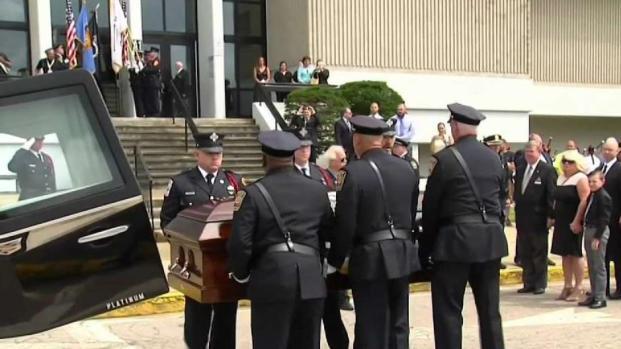 [NECN] Funeral Held for Brockton Mayor Bill Carpenter