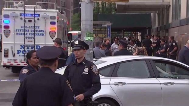 [NY] Gunman Goes on Rampage at Bronx Hospital