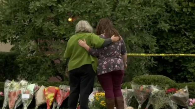 [NECN] Interfaith Service for Pittsburgh Victims Held in Boston