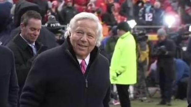 [NECN] Kraft Apologizes Ahead of NFL Owners' Meeting