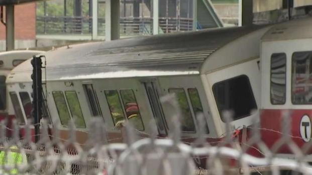 [NECN] MBTA Says Service Restored to Red Line