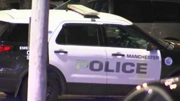[NECN] Man Killed in OIS Manchester, NH, Barricade Continues