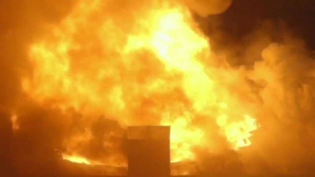 [NECN] Neighbors Returning Home After Massive East Boston Fire