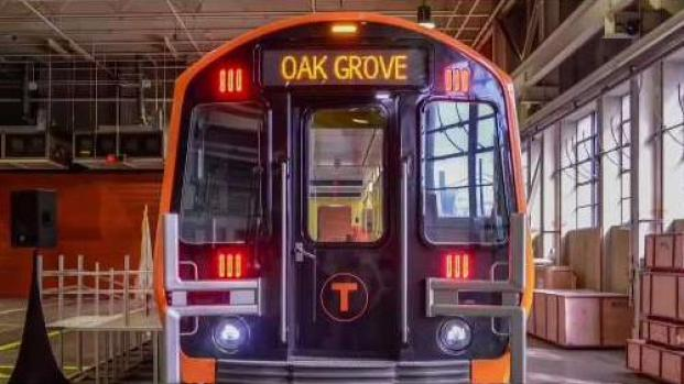 [NECN] New Orange Line Trains to Roll Out