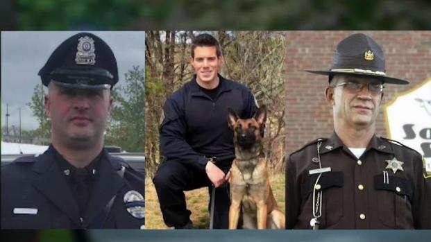 [NECN] Officials Concerned About Keeping Officers Safe