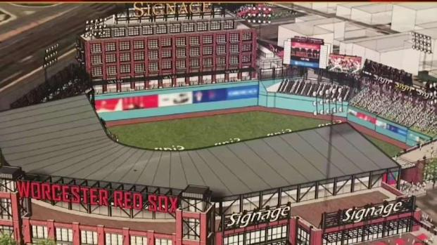 [NECN] PawSox Announce Move to Worcester