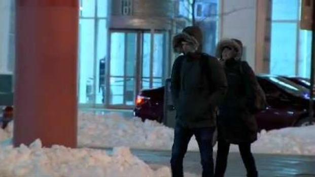 [NECN] Polar Vortex, Snow Squalls Brings Bitter Cold