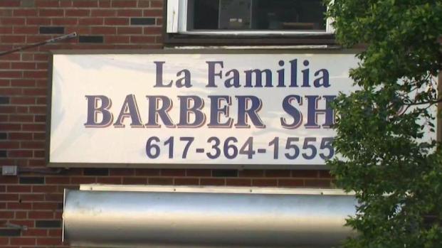 [NECN] Police Make Arrest in Barber Shop Stabbing