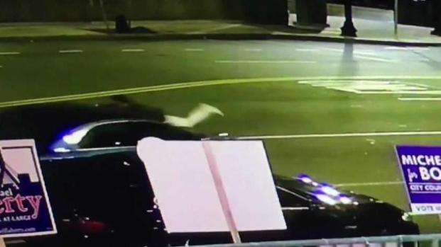 [NECN] Police Searching for Suspect in Boston Carjacking