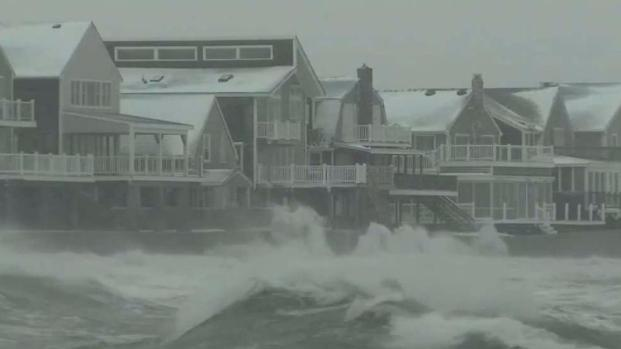 [NECN] Scituate Bracing for Early March Coastal Flooding
