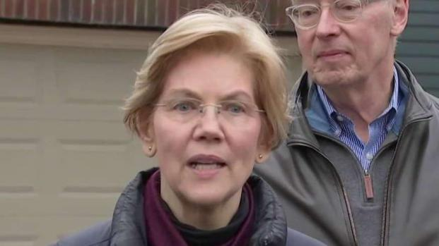 Warren Takes First Steps Towards Presidential Run