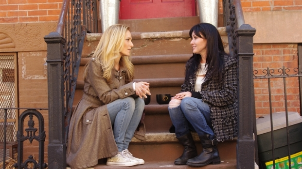[LXTVN] Shannen Doherty Talks New Reality Show