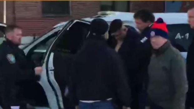 [NECN] Suspect Charged With Kidnapping of Boston Woman