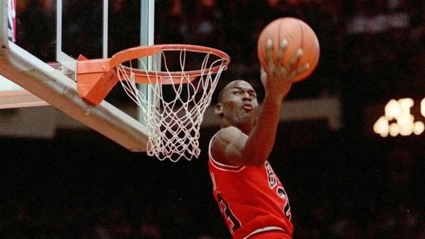 [NATL]Michael Jordan's Top Sports Moments