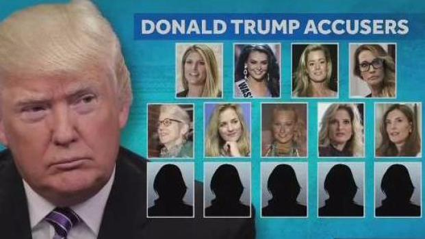 [NECN] Trump, Women and the Impact of Scandals