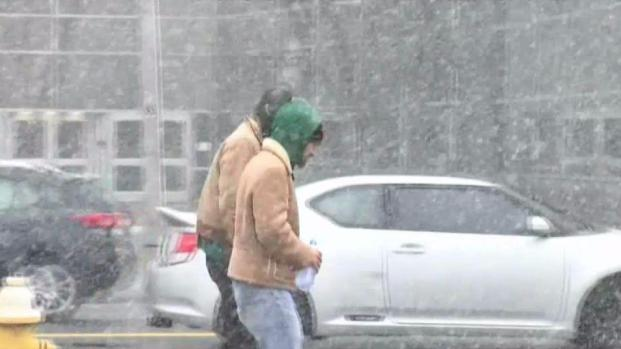 [NECN] Worcester Braces for Heavy Snow