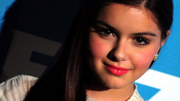 """Ariel Winter Talks About Being Like Her """"Modern Family"""" Character"""