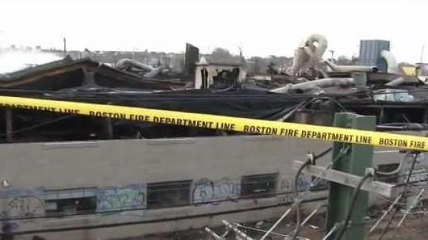 [NECN] Casket Company Owners Speak After Massive Fire