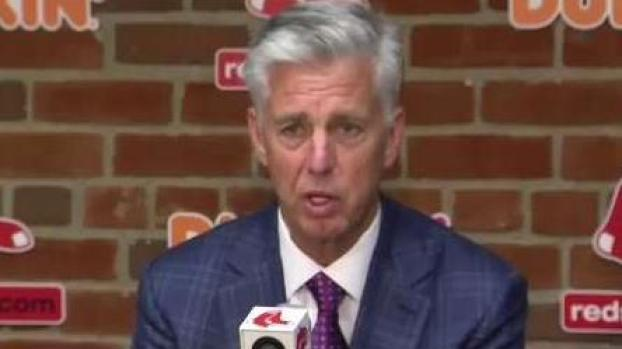 [NECN] Dave Dombrowski Reportedly Fired as Red Sox Team President