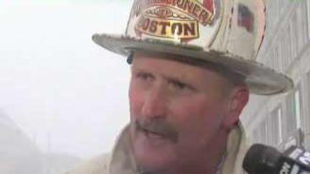 Boston Fire Commissioner Discusses Severe Flooding