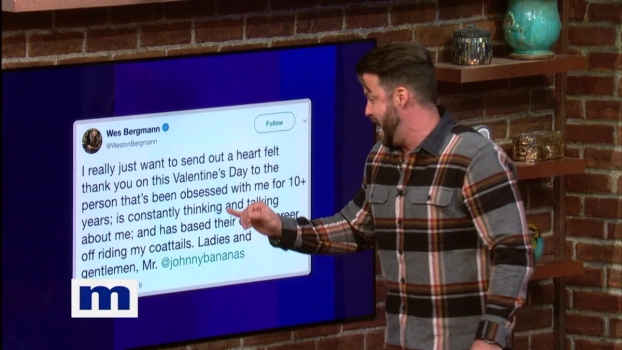 Johnny Bananas TV Time-Warp