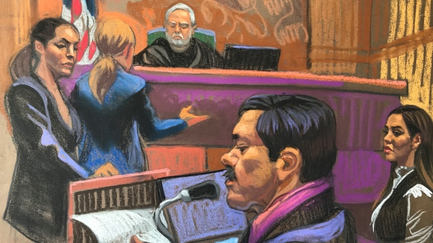 "Joaquín ""El Chapo"" Guzmán Sentenced to Life in Prison Plus 30 Years"
