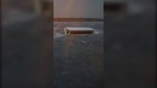 Video Shows Moments Before Duck Boat Sinks in Missouri Storm