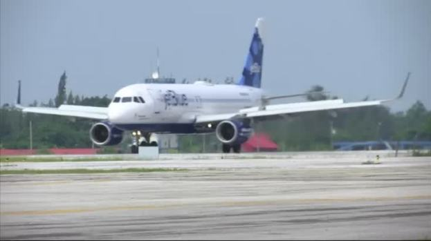 First U.S. Flight Since 1959 Lands in Cuba