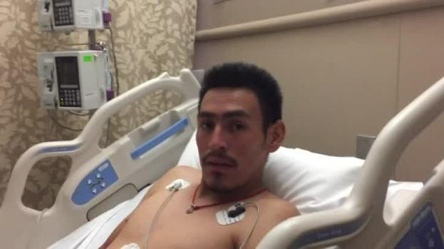 [NATL] Survivor of Migrant Truck Speaks From Hospital
