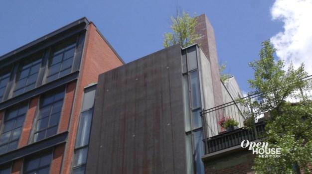 Home Tour: Modern Townhouse Living with Matthew Baird