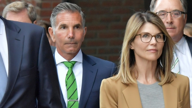 Lori Loughlin's Husband Once Said He Lied to Parents About Attending USC}