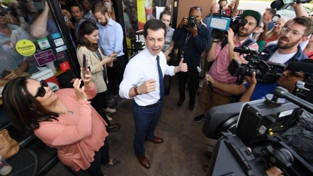 Buttigieg Is 2020 Democratic Field's 'Emerging Dark Horse': Poll