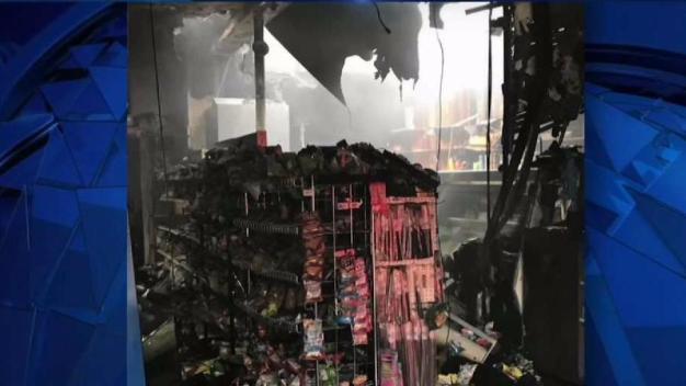 4-Alarm Fire Destroys Dorchester Buildings