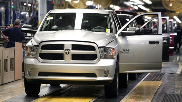Ram Pickup Unseats Chevy Silverado as No. 2 Best Selling Vehicle in U.S.