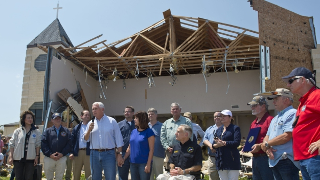 FEMA Rethinking Ban on Disaster Aid to Church Buildings