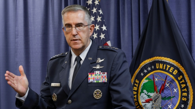US General: Nuclear Launch Order Can Be Refused If Illegal