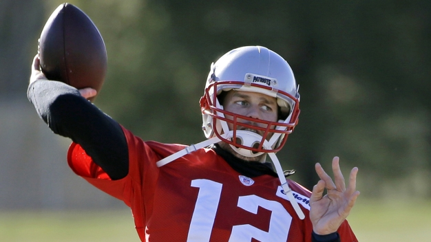 'Tommy Being Tommy': Brady Barks at Teammates at Practice