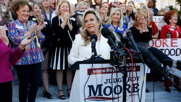 Sexual Misconduct Claims Roil Alabama Campaign, Divide Women